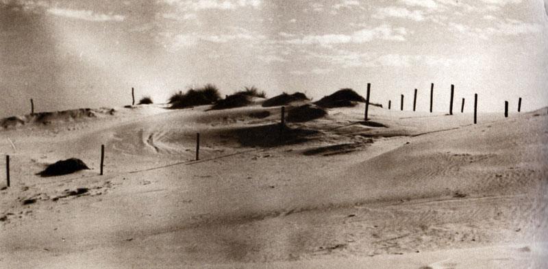 Dune a Santa Lucia
